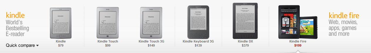 Where to buy a kindle?